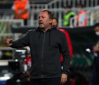 Son Dakika | Beşiktaş'ta Sergen Yalçın maç sonu açıkladı! '1 yıllık sözleşmem var...'