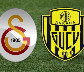 Galatasaray - MKE Ankaragücü maçı ertelenecek mi? GS MKE Ankaragücü maçının tarihi için son dakika açıklama