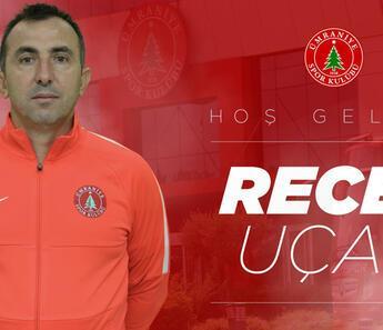 Ümraniyespor'da teknik direktörlük görevine Recep Uçar getirildi