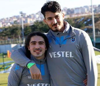Son Dakika   Trabzonspor'da Abdülkadir Ömür ve Uğurcan Çakır'a talip çıktı! Lyon izledi ve...