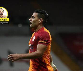 Son Dakika Haberi   Galatasaray'da Radamel Falcao için karar günü!