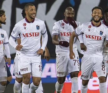 Ankaragücü 0-1 Trabzonspor (Maçın özeti)