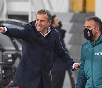 Son Dakika Haberi | Trabzonspor'da Abdullah Avcı'dan maç sonu itiraf! 'Adım adım gideceğiz'