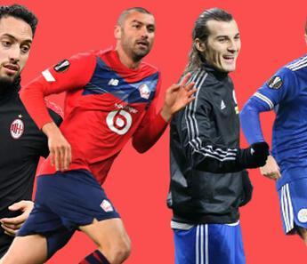 Çılgın Türkler Avrupa Ligi'ne damga vurdu!