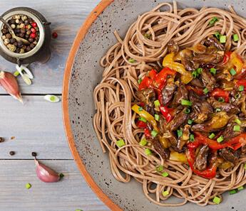 Karabuğday Noodle Tarifi