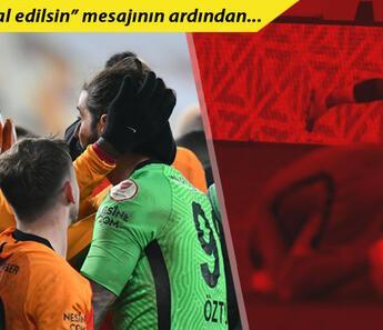 Yeni Malatyaspor - Galatasaray maçına Fatih Öztürk damga vurdu! Maç sonu itiraf etti...