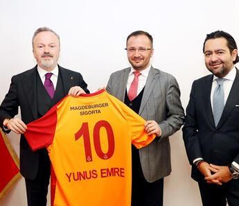 """Yusuf Günay: """"Galatasaray için elini taşını altına koyan herkese teşekkür ediyorum"""""""
