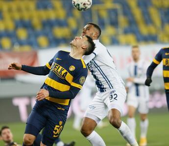 Ankaragücü 1-0 Kasımpaşa / Maçın özeti ve golü