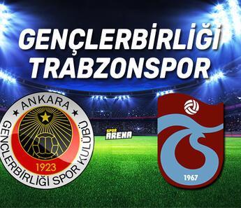 Gençlerbirliği Trabzonspor maçı saat kaçta? İşte karşılaşma öncesi istatistikler