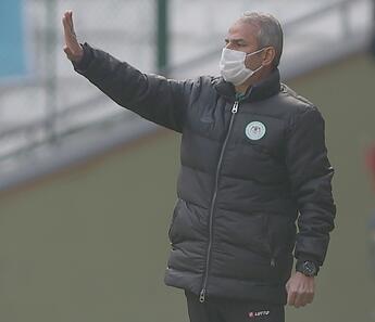 "Konyaspor TD İsmail Kartal: ""Kazanmaya yakın olan taraf bizdik..."""