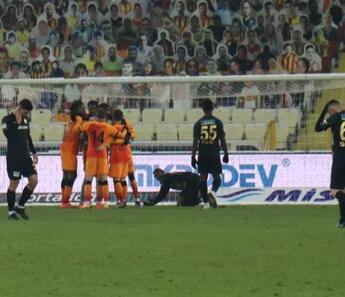 Galatasaray maçından sonra Yeni Malatyaspor kalecisi Abdulsamed Damlu özür diledi