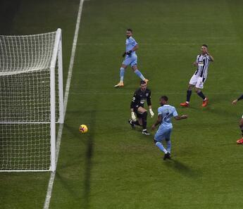 Manchester City, İlkay Gündoğan'ın 2 gol attığı maçta West Bromwich'i farklı yendi