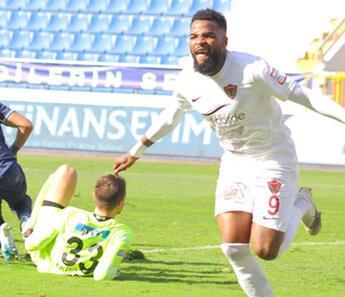 Kasımpaşa 1-4 Hatayspor / Maçın özeti ve goller