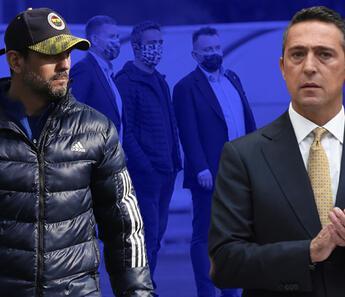 Samandıra'da Ali Koç rüzgarı esti!.. Emre Belözoğlu ve Erol Bulut'la görüştü ve...