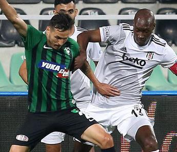Denizlispor'un Beşiktaş kabusu, son 14 maçta galibiyeti yok