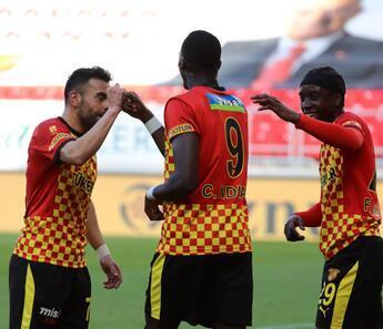Göztepe 1-0 Kasımpaşa (Maçın golü ve özeti)