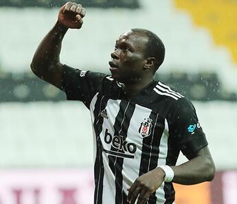 Son Dakika   Beşiktaş'ta Aboubakar'dan maç sonu itiraf! 'Hocamdan özür dilerim'