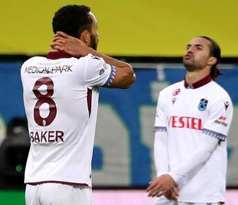 Trabzonspor düşüşe geçti! Puan ortalaması...