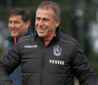 Trabzonspor'da Abdullah Avcı'ya inanç yüksek