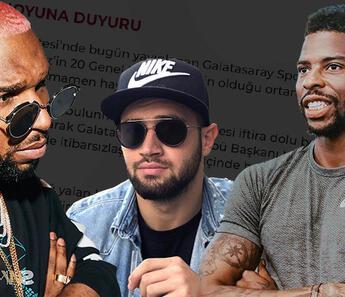 Son Dakika: Galatasaray'da kılıçlar çekildi ve savaş başladı! Seks partisi sözleri sonrası yeni suçlama...
