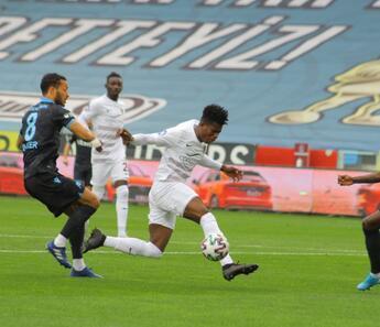 Trabzonspor 1-1 Hatayspor (Maç özeti ve golleri)