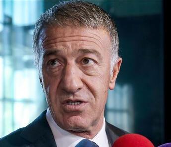 Trabzonspor'da Ahmet Ağaoğlu'ndan hakem tepkisi