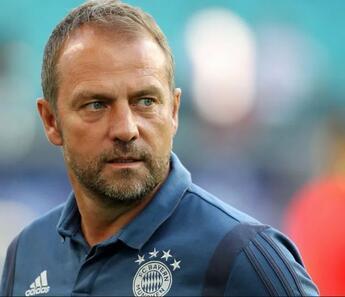 Bayern Münih'ten Hansi Flick açıklaması!