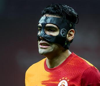 Galatasaraylı Radamel Falcao'ya transferde sürpriz talip! Celta Vigo'dan teklif...