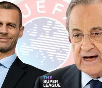 UEFA'dan ağır yaptırım! Gelirlerine el konuldu