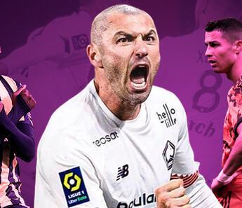 Kral, Ronaldo ve Sow'dan sonra ilk sırada
