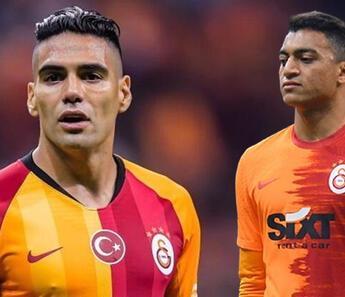 Son dakika: Galatasaray'ın Denizlispor maçı kadrosu açıklandı! Radamel Falcao yer almadı