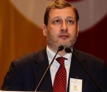 Galatasaray'da başkan adayı Burak Elmas'tan yönetime ikinci ihtarname