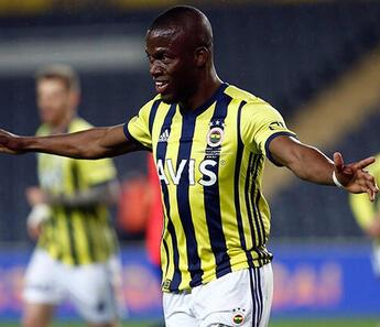 Fenerbahçe'nin altın golcüsü Enner Valencia