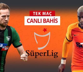Denizlispor'da tam 9 isim sakat! Mutlaka kazanmak zorunda olan Galatasaray'ın iddaa oranı...