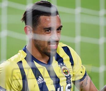 Son Dakika: Fenerbahçe'den İrfan Can Kahveci için sakatlık açıklaması!