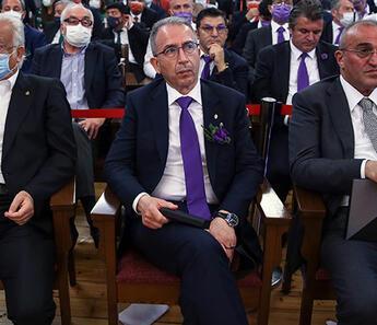 Son Dakika Haberi... Galatasaray'da başkan adayı Metin Öztürk ile Abdurrahim Albayrak, oylama sayımında salondan ayrıldı