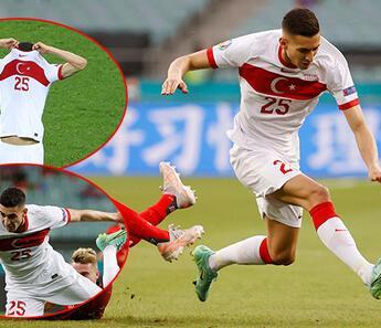 Mert Müldür'den İsviçre-Türkiye maçına damga vuran performans! 'Ayakta kalan tek isim'