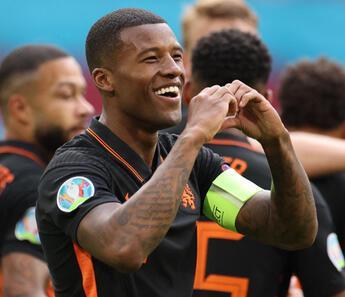 Son Dakika: Makedonya 0-3 Hollanda (EURO 2020)