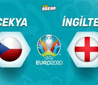 Çekya İngiltere EURO 2020 maçı saat kaçta, hangi kanalda?