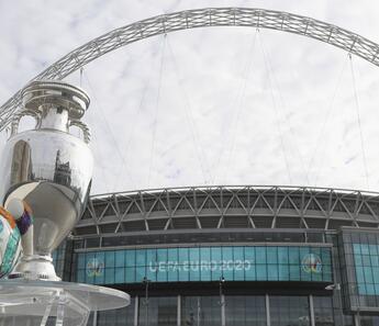 EURO 2020'nin yarı final ve final maçları Wembley'de oynanacak! Karar değişmedi...