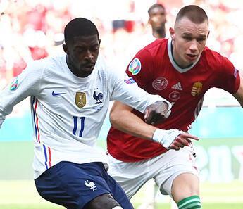 Fransa Milli Takımı ve Barcelona'nın genç futbolcusu Dembele ameliyat edilecek