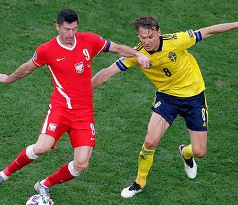 İsveç 3-2 Polonya (EURO 2020 maçı özeti ve golleri)