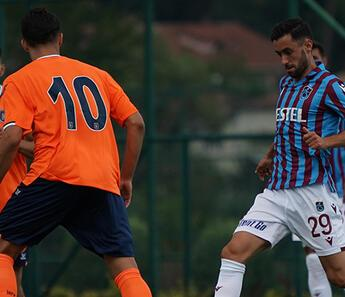 Son Dakika: Trabzonspor 0-0 Başakşehir / Maç sonucu