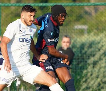 Son Dakika: Trabzonspor 2-1 Kasımpaşa / Maç sonucu