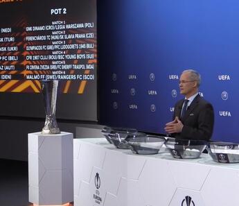 Kuralar çekildi! İşte Fenerbahçe ve Galatasaray'ın UEFA'daki rakipleri