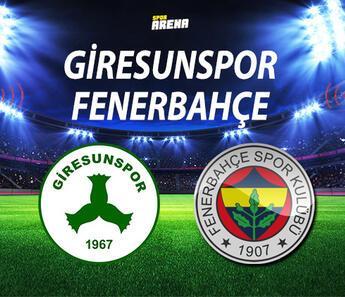 Giresunspor Fenerbahçe maçı ne zaman saat kaçta hangi kanalda? Lig öncesi son maç!