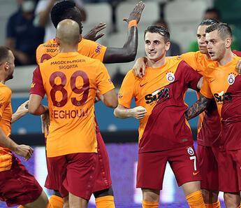Giresunspor 0 - 2 Galatasaray (Maçın golleri ve özeti)