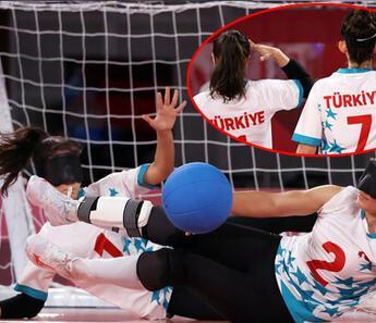 Son dakika: Kadın golbol takımımız ve Sevda Altunoluk tarih yazdı! ABD'yi sahadan silip altın madalya kazandık