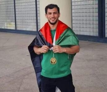 Judocu Fethi Nourine, 10 yıl men cezası aldı! İsrailli rakibiyle eşleşmemek için Tokyo 2020'den çekilmişti...