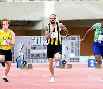 """Milli atlet Ramil Guliyev: """"Olimpiyatta elimden geleni yaptım..."""""""